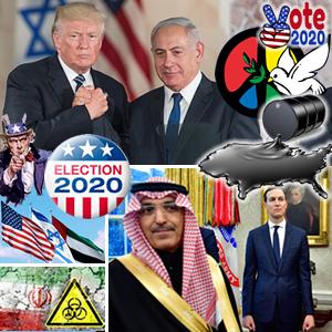 MBZ y la diplomacia del yerno Jared