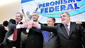 Sobran peronistas, falta peronismo