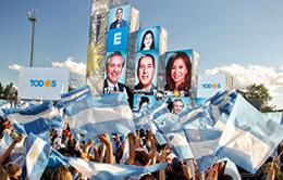 Chicanas. Venezuela y Uruguay