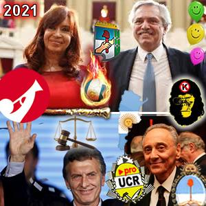 El Ángel, La Doctora, el Beto y la Mafia del Bien