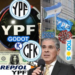 El archipiélago de YPF espera a Godot