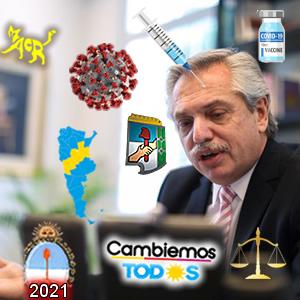 La segunda oportunidad de Alberto Fernández